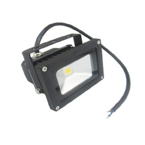 10 Watt LED Outdoor Floodlight | 100 Watt Equivalent | IP65 Waterproof